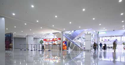 commercial and retail LED lighting distributors Oregon Washington Alaska