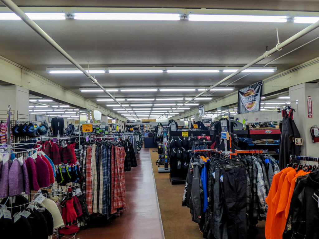 Retail LED Conversion