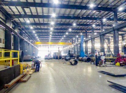 Skyline Steel - Post LED Conversion
