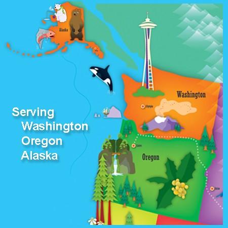 Serving Washington, Oregon, and Alaska