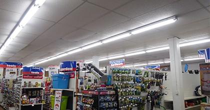 Commercial-Retail LED Lighting Retrofit